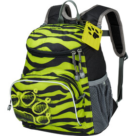 Jack Wolfskin Little Joe Backpack Children green/black